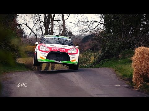 Circuit of Ireland Rally 2015 - Back in Action
