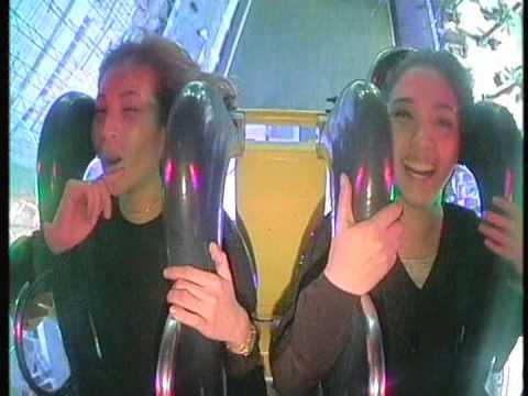 sling shot ride AL SHALLAL theme park JEDDAH