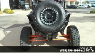 4. 2014 Polaris RZR XP 4 1000 EPS Titanium Matte Metallic  -...