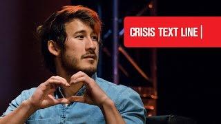 Markiplier's November Charity Livestream - Crisis Text Line