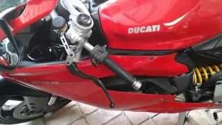 7. How to adjust the suspension on the Ducati Panigale 899