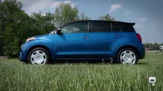 2013  Scion XD Review