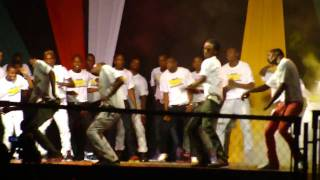 World Reggae Dance Championship - Official Opening