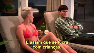 Two And A Half Men - You Know What The Lollipop Is For [HD] [Parte 2/5] Legendado