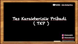 Download Video Tips Trik TKP dalam SKD CAT | Jawab TKP tanpa baca soal? | PKN STAN | Tes CPNS MP3 3GP MP4