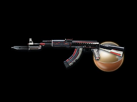 Góc Quay QCMM AK47-A Ares