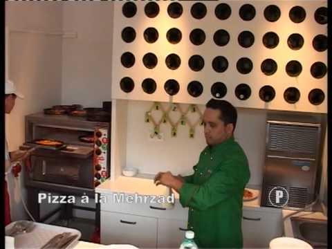 Pizza à la Mehrzad
