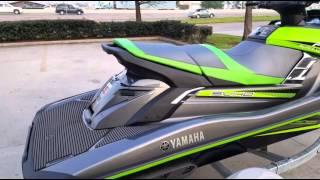9. 2016 Yamaha FX SVHO - ie Green Eyed Monster