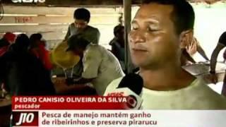 2ª Reportagem Do Especial Pesca Sustentável No Amazonas