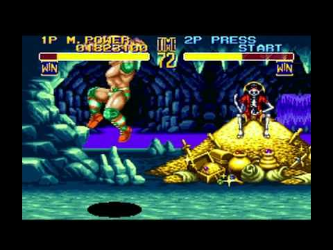world heroes 2 super nintendo