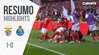 Video Highlights: Benfica 1-0 FC Porto (Portuguese League 18/19 #7) MP3, 3GP, MP4, WEBM, AVI, FLV Agustus 2019
