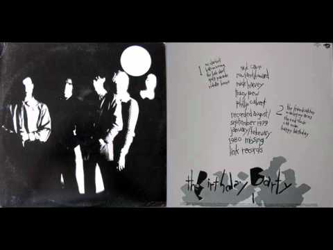 The Birthday Party - The Hair Shirt lyrics
