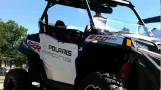 7. 2013 Polaris RZR XP 900 EPS