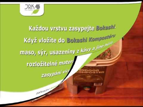 Bokashi kompostér CZ
