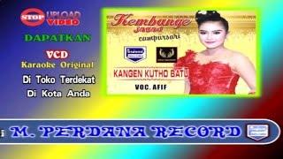 KEMBANGE JAGAD - KANGEN KUTHO BATU - AFIF kr Video