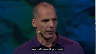 Yanis Varoufakis: Capitalism will eat democracy — Unless we speak up