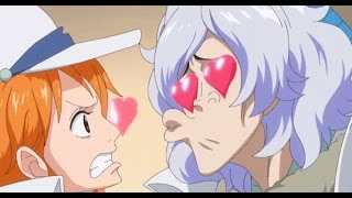 Navy soldier wants to marry Nami - One Piece Episode 780