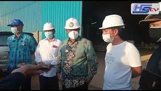 Pjs Gubernur Kepri Kunjungi PT ISLA Bintan