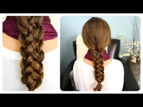 Stacked Braids %7C Cute Girls Hairstyles 