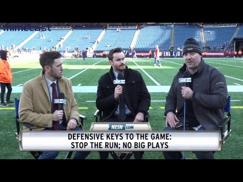 Video: NESN Pregame Chat, presented by Mimecast