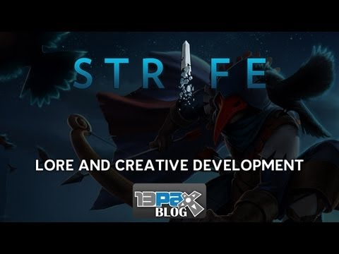 PAX Video Blog 2 — Lore and Creative Development