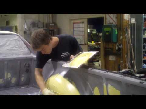 How to Do Body Work on Cars- Precision Restorations