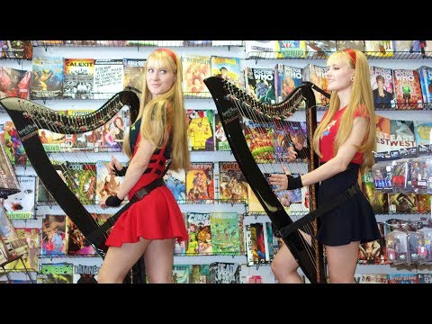 "Barenaked Ladies  ""The Big Bang Theory Main Theme"" Cover by Camille & Kennerly Kitt"