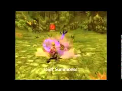 Dragon Nest Kali's 3rd job  Dark Summoner and Soul Eater  skills