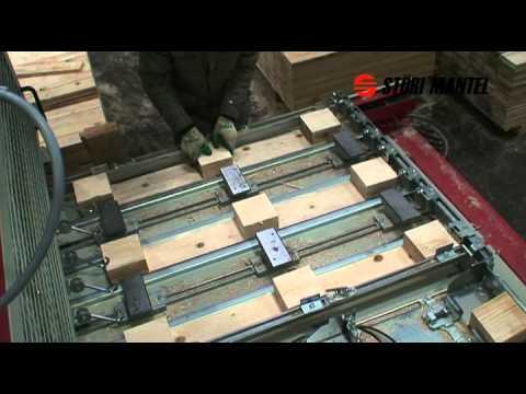 Linka na výrobu palet SMPT