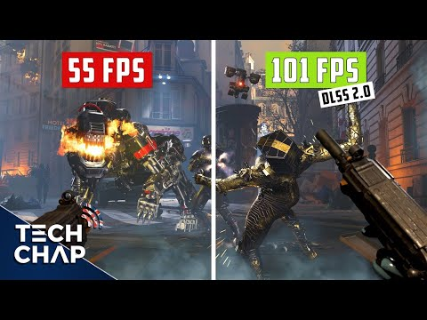 NVIDIA DLSS 2.0 Tested! | The Tech Chap