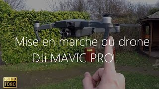 Download Lagu Mise en marche du drone DJi Mavic pro - premier vol - first flight Mp3