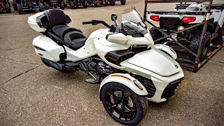 6. 2019 Spyder F3's Are In!! • Awesome G310GS Ride! | TheSmoaks Vlog_1201