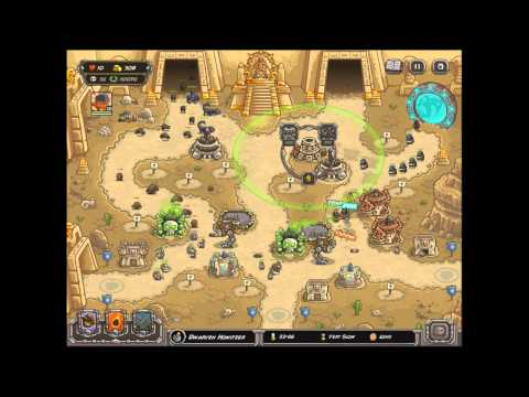 Kingdom Rush Frontiers - Survival Endless - High Score?!