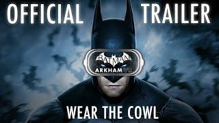 VIDEO: BATMAN: ARKHAM VR Trailer