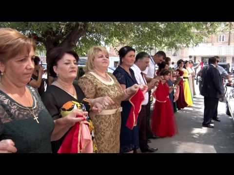 01- Езидская свадьба в Армении Ншан&Марине- 2016 (видео)