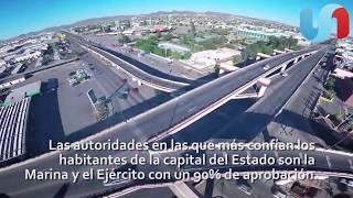 Baja percepción de inseguridad en Hermosillo