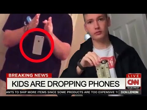 KIDS DROP THEIR PHONES , THE REASON WHY , WILL SHOCK U! [MEME REVIEW] 👏 👏 #14