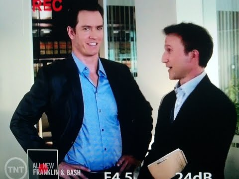 Franklin & Bash S4 ep. 9 - Spirits in the Material World Review