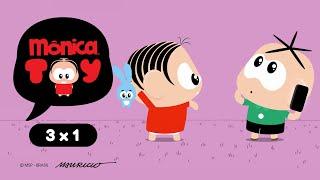 Mônica Toy |  Celulares - Selfie (T03E01)