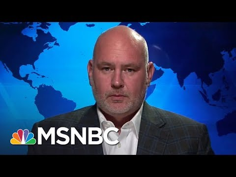 "Steve Schmidt: ""Roy Moore Is A Pedophile"" 