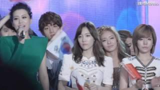 Download Lagu 120825 Baekhyun & Taeyeon - 14th China Korea Festival in Yeosu Ending Mp3
