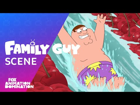 The Family Goes To A Water Park | Season 15 Ep. 19 | FAMILY GUY