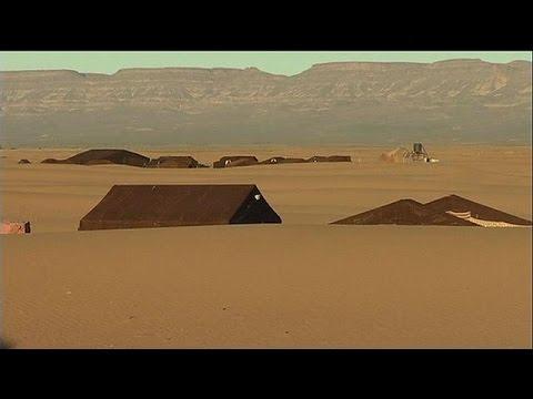 Η ερημοποίηση «χτυπά την πόρτα» του Μαρόκου – science