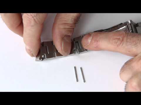 Assistenza Orologi MomoDesign (Bracciale con perno a pressione)