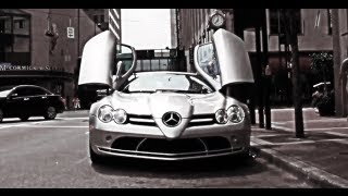 Homeless in Mercedes McLaren Prank (DENNIS ROADY)