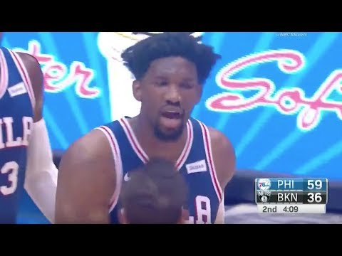 Joel Embiid Tells the Nets \