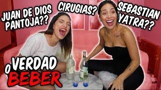 VERDAD O BEBER con Luisa Fernanda W