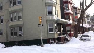 Neve em New York