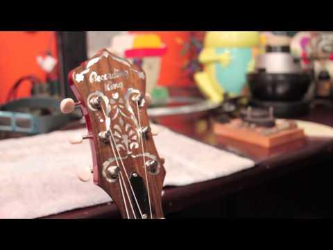 Recording King USA Custom Shop Banjo - The Custom 6