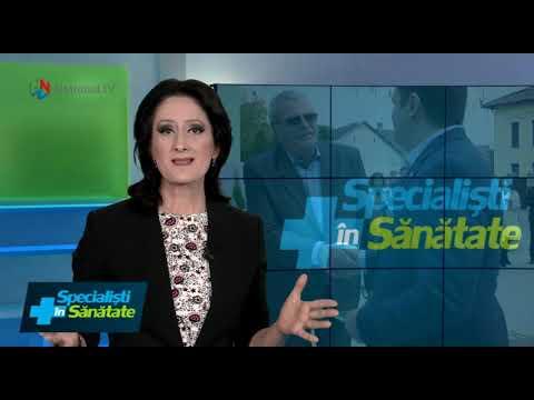 Specialisti in sanatate - 17 noiembrie 2018